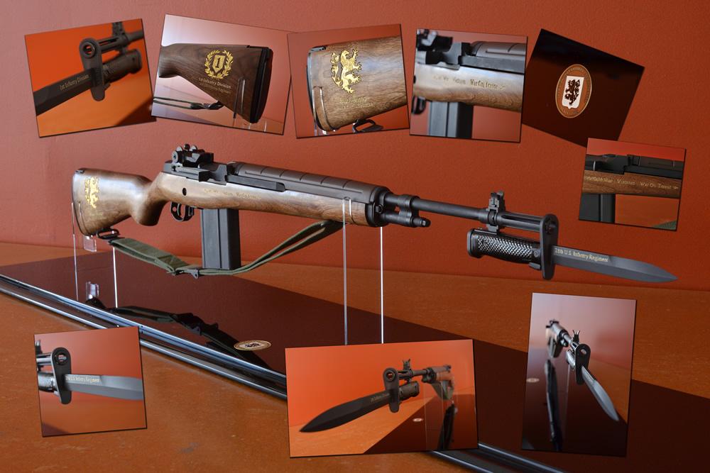 Black Lions Rifle