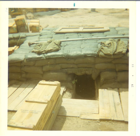 Gela_1969_-__Parapit_bunker._Ammo_boxes_normally_were_in_front_of_hole_fs